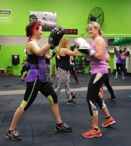 Boxing/Kickboxing